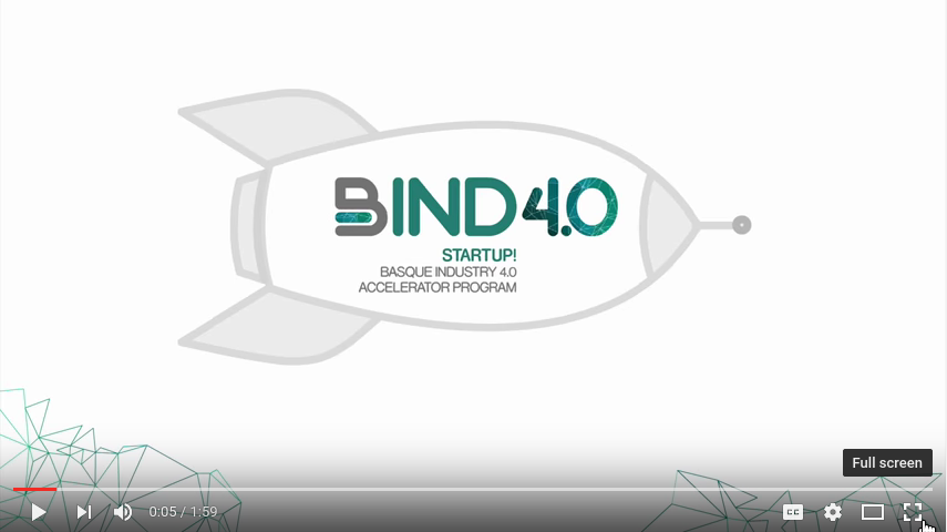 Bind 4.0 searches partner companies willing to work with Industry 4.0 startups