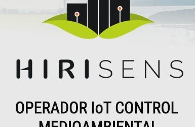 Hirisens, IoT for environment control made in the Basque Country