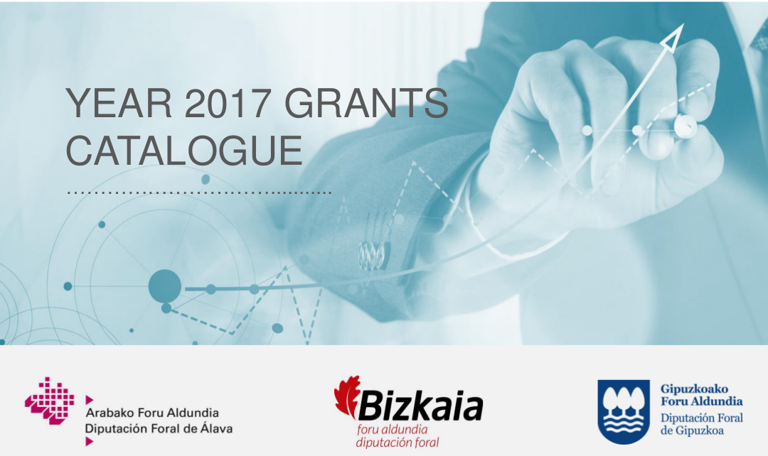 2017 Grants for Startups in the Basque Country (II)