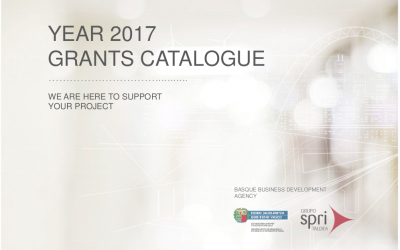 2017 Grants for Startups in the Basque Country
