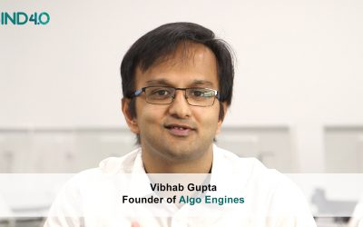 "Vibhav Gupta (Algo Engines): ""We increase the efficiency of energy generation assets"""