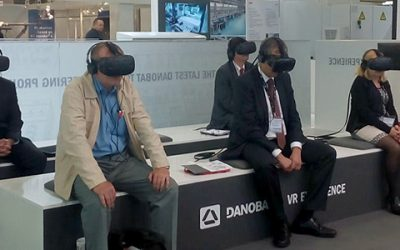 Augmented reality startup Innovae helps ABB and Danobat virtualize the management of their robots