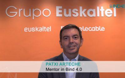 Interview to Euskaltel's CEO Patxi Arteche @ Bind 4.0