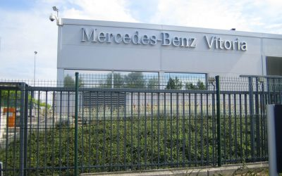 How Mercedes-Benz is using Industry 4.0 techniques in Vitoria