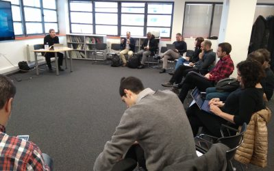 A Mentoring Session with Microsoft's Stephen Kaufman