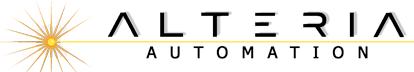 Alteria Automation logo