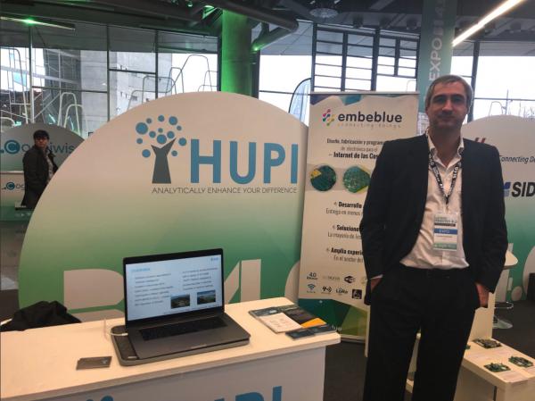 HUPI at Bind 4.0