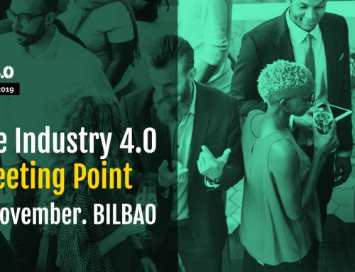 6th annual Basque Industry 4.0, meeting point event, 2000+ attendees