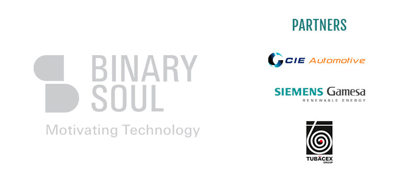 Binary Soul Bind Industry 40 Acceleration Program Startup