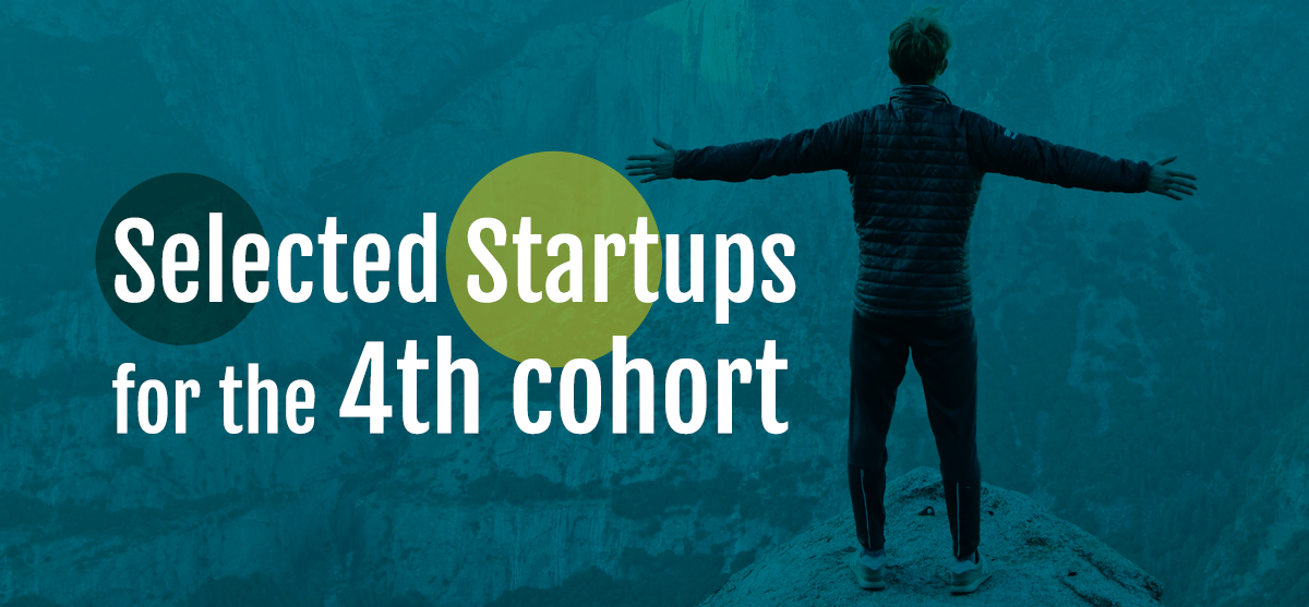 38 Startups Selected for 4th Cohort