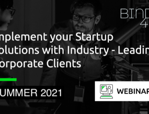 Webinar Events | Put Industry 4.0 Innovation into Action with BIND 4.0