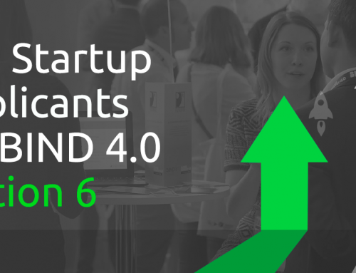 772 Startups from +80 Countries Applied for the 6th Edition. We can't wait to innovate!