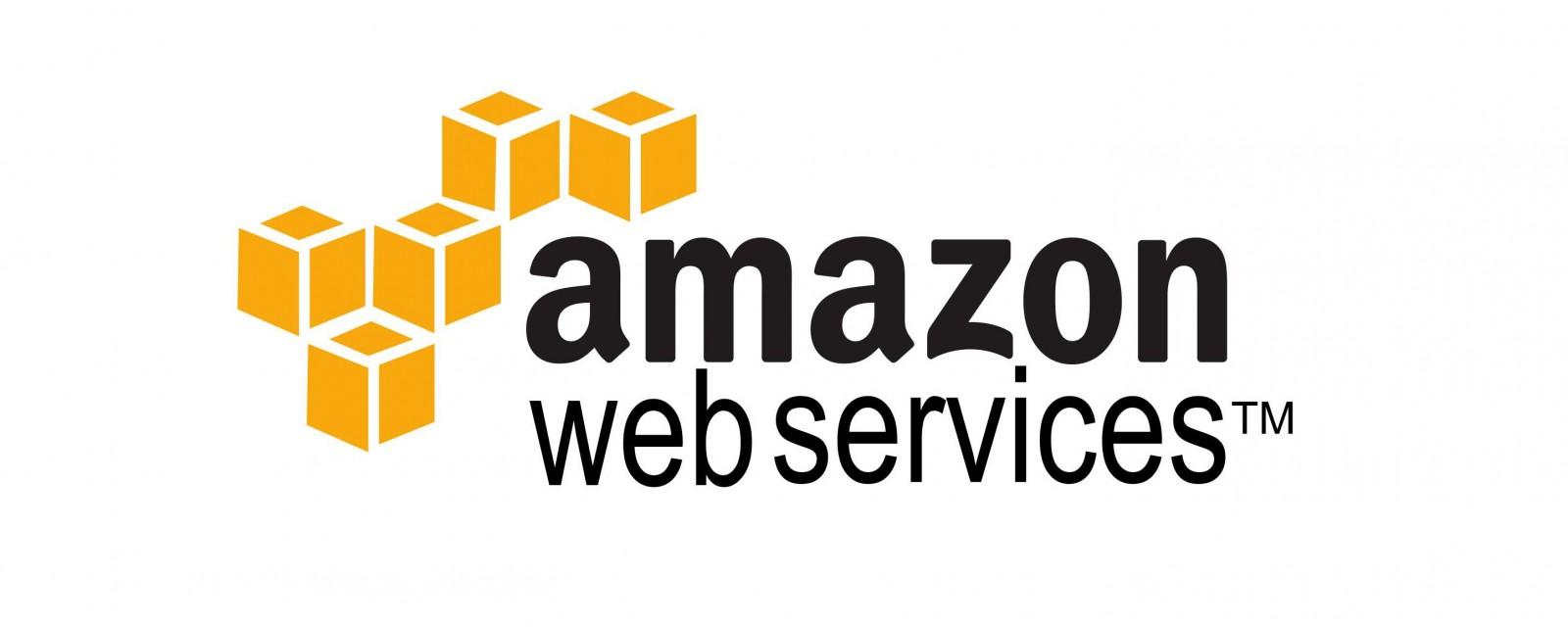 AWS Amazon Web services logo 1
