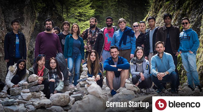 German Startup Bleenco