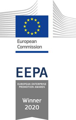 European Enterprise Promotion Awards Winner 2020