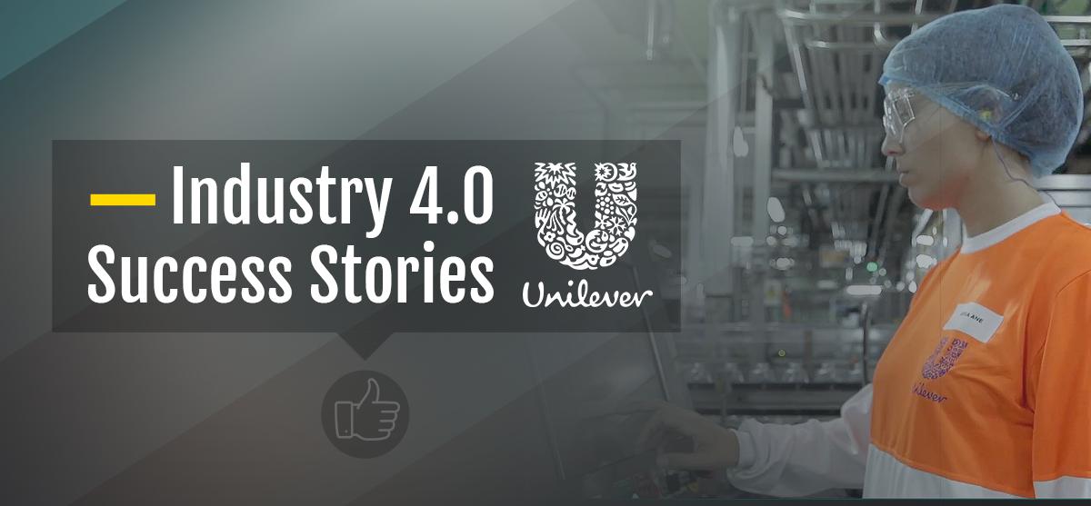 Industry 4.0 Success Stories Unilever BIND 4.0