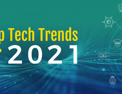 Industry 4.0 Technology Trends for 2021 and Beyond
