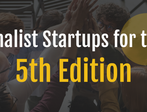 Next Gen Startup Finalists for Edition 5, Industry 4.0 for 2021 is in Motion