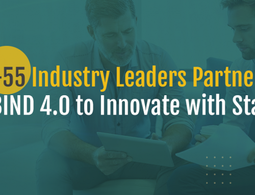 +55 Industry Leaders Partner with BIND 4.0 to Innovate with Startups, Find out why!