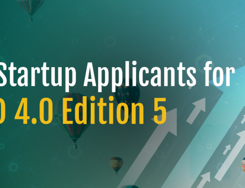 750 Quality Startups Applied, 30% more than last year. We can't wait to innovate!