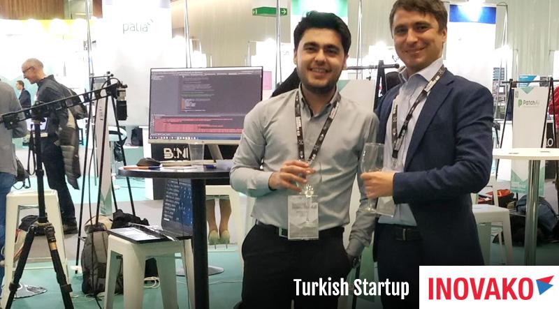 Turkish Startup Inovako
