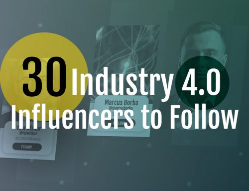 30 Industry 4.0 Influencers to Follow in 2020