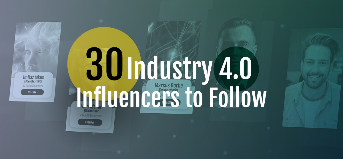 Industry 4.0 Influencers Blog